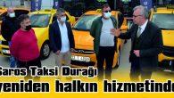 """DEMİRKAN: """"TAKSİLERİMİZİ HEMEN HEMEN HER GÜN DEZENFEKTE EDİYORUZ"""""""