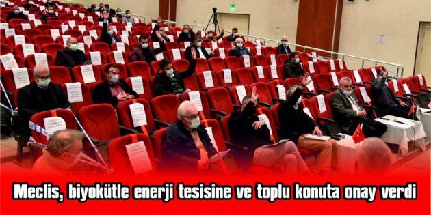 NİSAN AYI MECLİS TOPLANTISI'NIN 2. OTURUMU GERÇEKLEŞTİRİLDİ