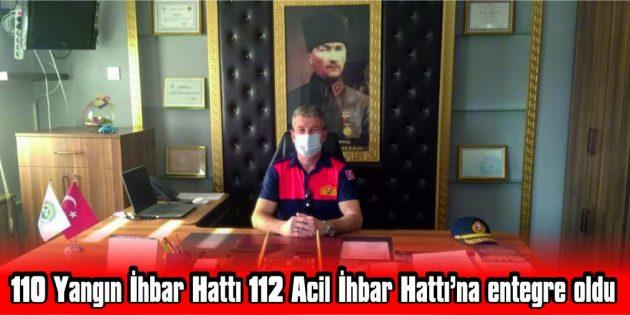 """YİĞİT: """"VATANDAŞLARIMIZ TALEPLERİNİ ALO 153 HATTI'NDAN İLETEBİLİR"""""""