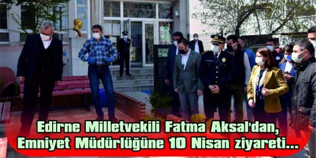 AKSAL, TÜRK POLİS TEŞKİLATI'NIN 176. YILDÖNÜMÜNÜ KUTLADI