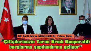 """""""YAPILANDIRMA FAİZİNİN %6'SI HAZİNE TARAFINDAN KARŞILANACAK"""""""