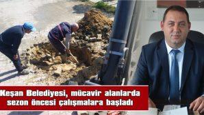 """GÜNSAL: """"YAZ SEZONUNDA ÖZLENEN SUYU ERIKLİ'YE GÖTÜRECEĞİZ"""""""