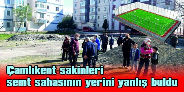 """""""GÜRÜLTÜDEN UYUYAMAMIZ MÜMKÜN DEĞİL"""""""