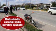 MOTOSİKLET SÜRÜCÜSÜNÜN TEDAVİSİ SÜRÜYOR