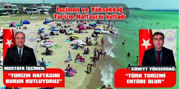 """""""GÜVENLİ TURİZM PANDEMİDE ÖNEM KAZANDI"""""""