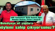 """24 AY GEÇTİ DAHA YENİMUHACİR'DE TAŞ ÜSTÜNE TAŞ KOYMADINIZ"""
