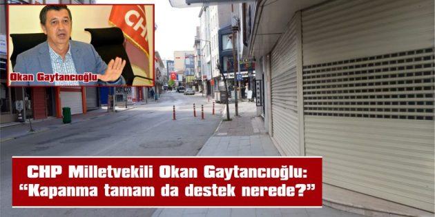 """""""ÇÖZÜM YERİNE SORUN ÜRETEN AKP İKTİDARI, PANDEMİDEN DAHA BETER"""""""