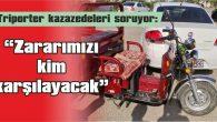 """""""DAĞITIRKEN, SONUCUNU HİÇ Mİ DÜŞÜNMEDİLER!"""""""