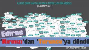 TÜRKİYE GENELİNDE 58. SIRAYA GERİLEDİ