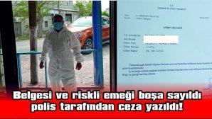 GÖREVİ VEREN DE CEZAYI YAZAN DA DEVLETİN KURUMU!..