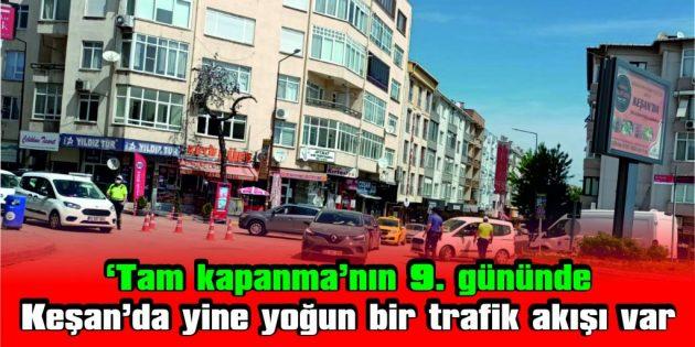 POLİS, FARKLI NOKTALARDA DENETİMLERİNİ SÜRDÜRÜYOR