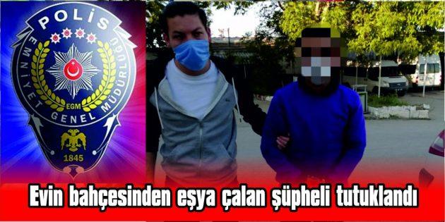 'HIRSIZLIK' SUÇUNDAN ARANMASI OLDUĞU DA TESPİT EDİLDİ