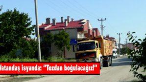 YAZ GELDİ, TOZ DERDİ BAŞLADI!