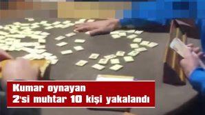 TOPLAM 49 BİN 100 LİRA CEZA KESİLDİ