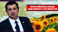 """GAYTANCIOĞLU: """"DESTEKLEMELER ARTIRILSIN VE HEMEN ÖDENSİN"""""""
