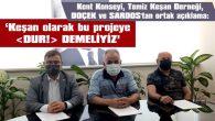 """""""HERKESİ DAYANIŞMAYA VE ORTAK MÜCADELEYE DAVET EDİYORUZ"""""""