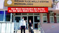 """MÜZE KEŞAN """"TELAFİDE BEN DE VARIM"""" DİYOR"""