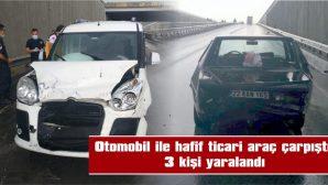 YARALILAR HASTANEDE TEDAVİ ALTINA ALINDI