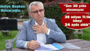 """""""24 AYDA 30 MİLYON TL TASARRUF SAĞLADIK"""""""