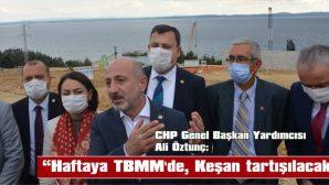 """""""SAROS'U DARMADAĞIN ETTİLER"""""""