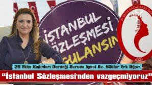 """""""ONCA DAVAYA KARŞIN DANIŞTAY'DAN BU GÜNE KADAR SES ÇIKMADI"""""""