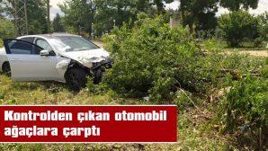 YARALI ÇİFT, HASTANEDE TEDAVİ ALTINA ALINDI