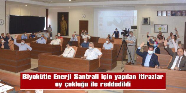 BES'E YAPILAN İTİRAZLAR REDDEDİLDİ