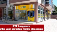 PTT KEŞAN ŞUBESİ'NDEN GÖNDERİM VE ALIM YOK