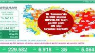 SON 24 SAATTE BİRİNCİ, İKİNCİ VE ÜÇÜNCÜ DOZ 1 MİLYON 119 BİN 95 AŞI UYGULANDI