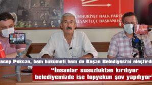 """AKSAL VE KILINÇ'A CEVAP VERDİ: """"PKK İLE OLAN BİR SÜRÜ BAĞINIZ VAR"""""""