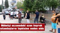 """""""BAYRAM TATİLLERİNDE NÖBETÇİ ECZANE SAYISI ARTIRILMALI"""""""