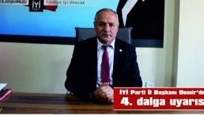 """""""SALGIN TAM BİTTİ DERKEN YENİDEN ALEVLENİYOR"""""""