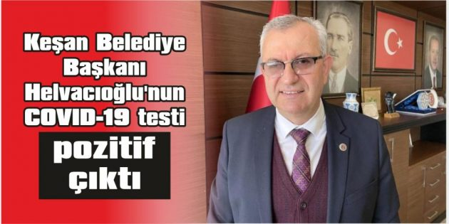 ÜÇ AŞILI OLMASINA KARŞIN COVID-19'A YAKALANDI