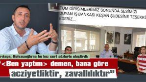 """""""EMEK HIRSIZLIĞIDIR BU"""""""