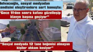 """""""RASİM ERGENE İSMİNE YAKIŞIR BİR CADDE YAPIYORUZ"""""""