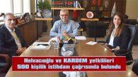 """""""TÜM HEMŞEHRİLERİMİZİ EĞİTİMLİ İSTİHDAMA DAVET EDİYORUZ"""""""