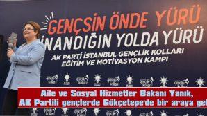 GÖKÇETEPE TABİAT PARKI'NDA 'MOTOVASYON KAMPI' DÜZENLENDİ