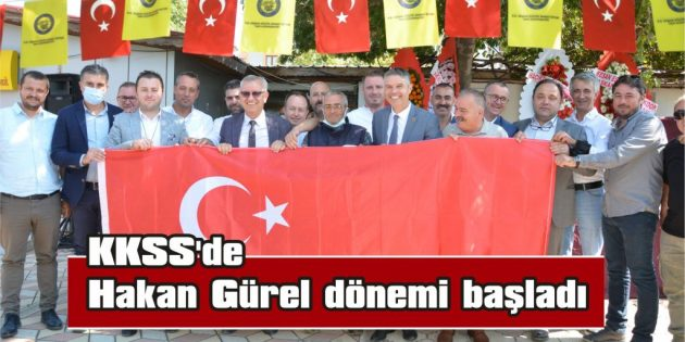 KKSS'NİN GENEL KURULU YAPILDI