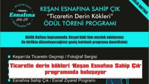 TİCARETİN DERİN KÖKLERİ 'KEŞAN ESNAFINA SAHİP ÇIK' PROGRAMINDA BULUŞUYOR
