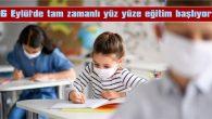 KEŞAN'DA 12 BİN 914 ÖĞRENCİ DERS BAŞI YAPACAK
