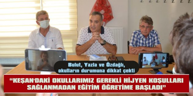 """""""BAZI OKULLARDA HİZMETLİ YOK"""""""