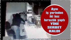 POLİS YAKALIYOR, ADLİ MAKAMLAR SERBEST BIRAKIYOR